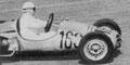 Heinz Lindermann im HELIO, Nürburgring 1951
