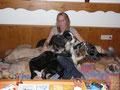 Urlaub in Bodenmais, Franzi und die Hundebande