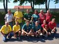 Zielbewerb 2012 - Mannschaft