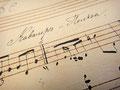 Кавалер-полька, антикварные рукописные ноты