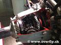 Deutsches Museum: Getriebe von Motor zu Propeller