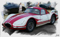 Fiat Turbina Prototype 1954, based on a photo by Edvvc, who licensed it CC BY 2.0