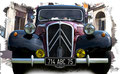 Citroen Traction Avant, 11 CV, own work