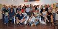 """10 settembre 2017 - Taranto, Galleria Comunale del Castello Aragonese. Foto ricordo degli artisti partecipanti alla dodicesima edizione di """"Artisti in passerella"""". (Foto di P.Raffo)"""