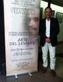 """3 luglio 2017 - Lecce, Galleria Maccagnani. Serata d'inaugurazione della mostra internazionale d'Arte """"Arte del Levante """""""