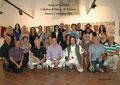 Settembre 2013 - Taranto, Galleria Comunale del Castello Aragonese. Foto ricordo degli artisti partecipanti alla rassegna.  ( Foto by Cosimo Pignatelli )