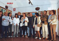 """08.09.2007 - Serata d'inaugurazione rassegna pittorica """" Artisti in passerella 2007 """" ( Foto Paolo Occhinegro )"""
