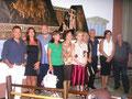 6 agosto 2011 - Policoro (Mt). Sala Consigliare del Comune di Policoro. Foto ricordo ( Foto Vito Todaro ).
