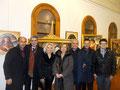 26 dicembre 2010 - Montemesola ( Ta ) - Alla mostra personale di Lina Mannara.
