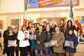 """5 gennaio 2014 - Mottola ( Ta ). Serata di chiusura della 48^ rassegna internazionale di pittura Città di Mottola """" Artisti a confronto """". ( Foto by Cosimo  Pignatelli )"""