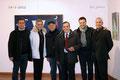 19 marzo 2012 - Taranto, Galleria Comunale del Castello Aragonese. Alla mostra personale pittorica del Maestro Giovanni Lacatena. ( Foto di Paolo Occhinegro ).