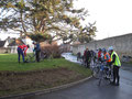 A Villers St Frambourg arrêt des grosses guibolles