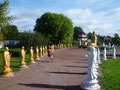 Une pagode à Noyant d'Allier