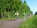 Voie verte du canal Rhône Rhin