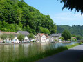 Voie verte canal Marne au Rhin