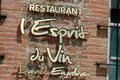 Restaurant L'esprit du Vin à Albi