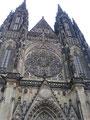 Kirche auf der Prager Burg