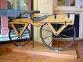 Lauf - Fahrrad=  Anfang des Fahrradfahen