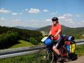 """Martin= Radtour """"Tour de Ländle""""  von Stuttgart in Süd-Schwarzwald  Zell/i.W."""