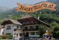 Pension Haus Maria in Muhr