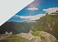 Machu Picchu - Acryl auf Holz - 160*160cm -2013 - Verkauft