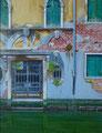venetië, acryl op paneel, 50 x 40, 2014