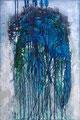 Gletschertor, 90x60 cm