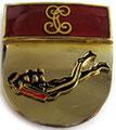 Испания.Учебный знак боевого пловца Гражданской Гвардии. ЦЕНА 550 руб.