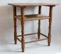 """Tisch aus der Serie """"Friesische Dielengarnitur"""", Eiche oder Nussbaum (z.Zt. nicht erhältlich)"""