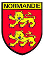 Blason de la Normandie