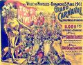 1911 - Carnaval