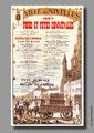 1907 - Foire et fêtes communales. Collection Rans-Grégoire