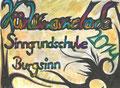 Etikett Kürbismarmelade, Jessica Kleespies, Klasse 9