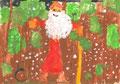 Der Nikolaus kommt, Theo Weikinger, Klasse 1