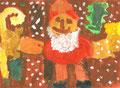 Der Nikolaus kommt, Julita Matyzzczak, Klasse 1