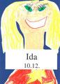 Porträt, Ida Würfel, Klasse 1