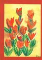 Tulpenbeet, Elias Ender, Klasse 4b