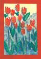 Tulpenbeet, Laura Schmidt, Klasse 4b