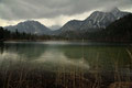 Der Schwanensee  und die Königsschlösser