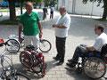 Falt Dreirad