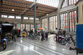 Dreirad Ausstellung zum Probefahren