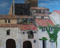 © Arles    80x100cm   Öl auf Leinwand   3.500€