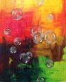 © Kugeln aus Seife   Acrylbild   100x80cm   600€