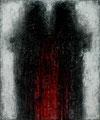 『 囚 』  F100号(1,620×1,303㎜) パネル、顔料、他