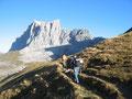 Unterwägs auf dem Prättigauer Höhenweg