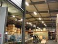 éclairage usine