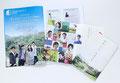 2015年度学校案内 「琉球大学」本誌と小冊子撮影