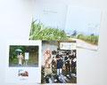 観光パンフレット 読谷村観光協会「よみたん?」表紙ほか撮影 2014年夏発行