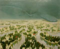 慈愛の川|2010|油彩、キャンバス|91cm×72.7cm
