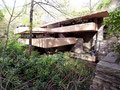 アメリカ建築の旅10 フランク・ロイド・ライト 落水荘